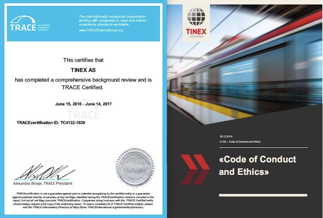 trace-code